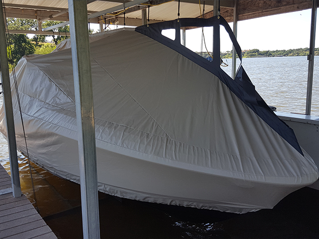 Custom Ski Boat Cover
